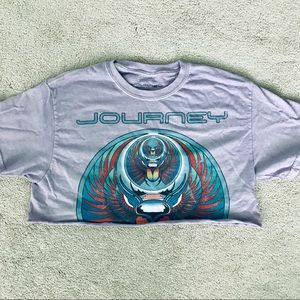 Journey Cropped T-shirt